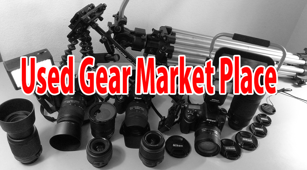 Used Equipment Market Place