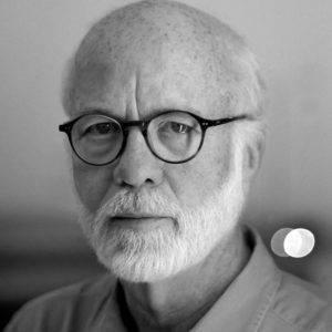 AL JIZA -- JUNE 3: Pulitzer Prize winning photographer David Hume Kennerly in a portrait taken by his son James Alden Kennerly on the road to Aqaba, Al Jiza, Jordan, June 3, 2014. (Photo by James Alden Kennerly)