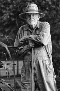 Master Gardener - 1st Place - Monochrome - Gary Shaver