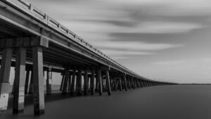 Monochromatic - 3rd Place Ansa du Toit New Bahia Honda Bridge