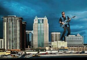 Creative - 3rd Place (Tie) Jeff Bishop Guitarzilla